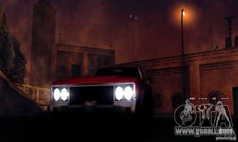 RAGE ENB for GTA San Andreas third screenshot