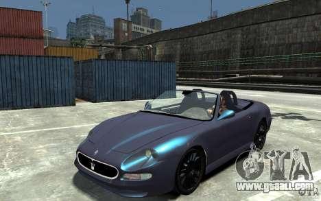 Maserati 3200 CampioCorsa for GTA 4