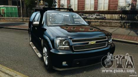 Chevrolet Tahoe LCPD SWAT for GTA 4
