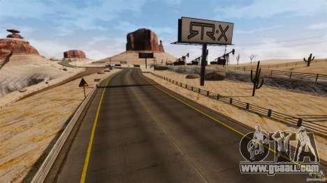 Ambush Canyon for GTA 4 fifth screenshot