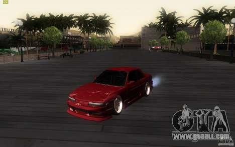 Nissan Silvia S13 Clean Edition for GTA San Andreas