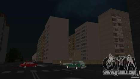 Arzamas beta 2 for GTA San Andreas forth screenshot