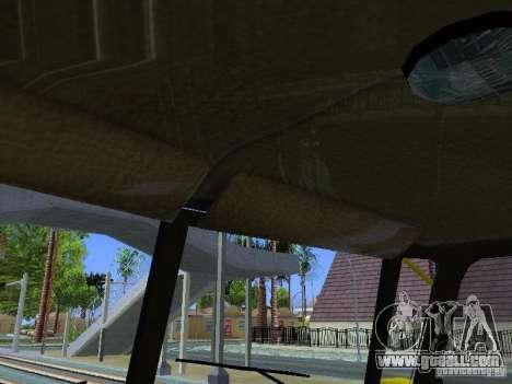 Ural 4320 GORSVET for GTA San Andreas upper view