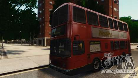 London City Bus for GTA 4