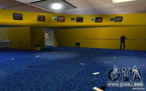 New Bukmejkerskaâ Office for GTA San Andreas third screenshot