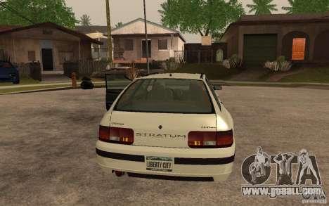 Stratum of GTA IV for GTA San Andreas left view