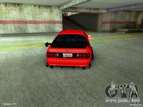 Mazda RX7 for GTA San Andreas right view
