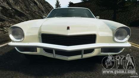 Chevrolet Camaro 1970 v1.0 for GTA 4