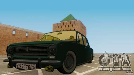 VAZ 2101 Low & Classic for GTA San Andreas left view