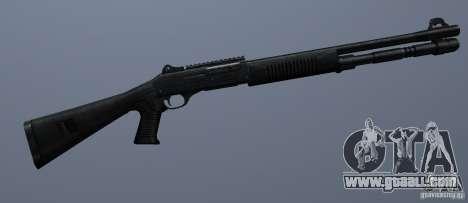 XM1014 for GTA San Andreas forth screenshot