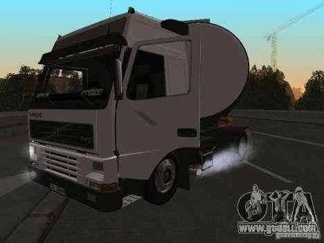 Volvo FM12 for GTA San Andreas