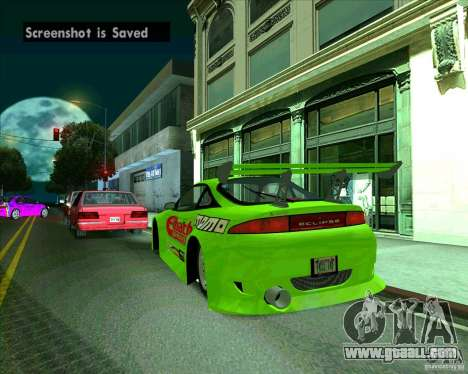 Mitsubishi Eclipse GS-t for GTA San Andreas right view