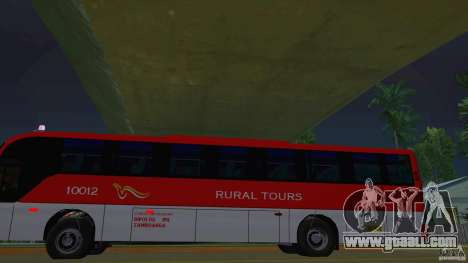 Rural Tours 10012 for GTA San Andreas