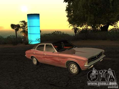 Ford Cortina MK 3 2000E for GTA San Andreas