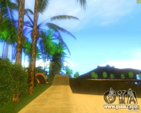 Global graphic modification for GTA San Andreas forth screenshot