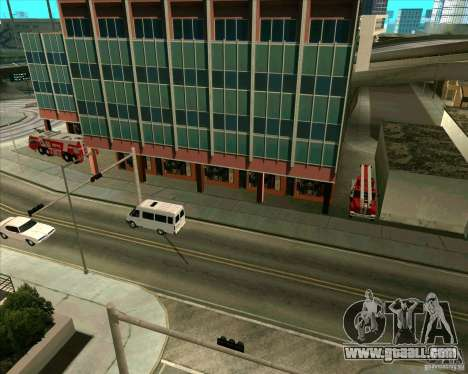 Priparkovanyj transport v 3.0-Final for GTA San Andreas tenth screenshot