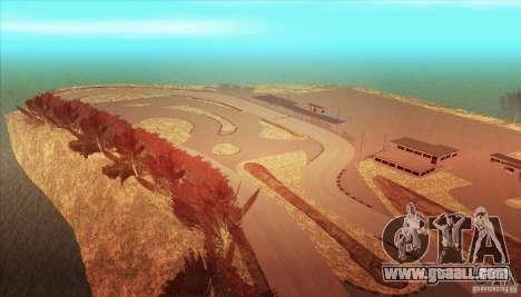 The Ebisu South Circuit for GTA San Andreas sixth screenshot