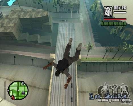 School mod for GTA San Andreas second screenshot
