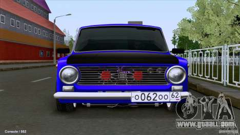 VAZ 2101 Coupe Loui for GTA San Andreas left view
