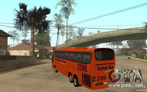 Marcopolo Paradiso 1200 Pullman Bus for GTA San Andreas back left view