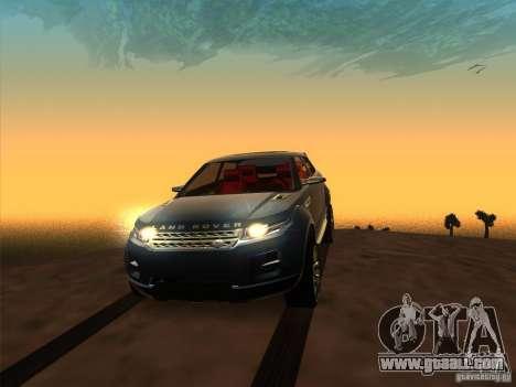 ENBSeries by Fallen v2.0 for GTA San Andreas fifth screenshot