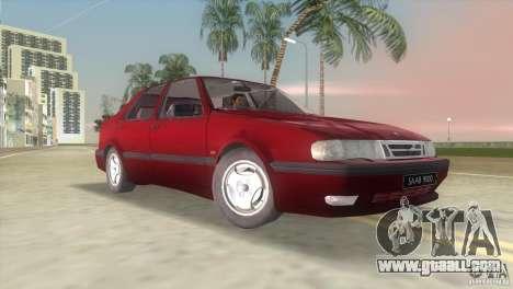SAAB 9000 Anniversary v1.0 for GTA Vice City