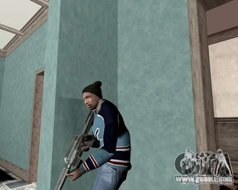 System cover for GTA San Andreas second screenshot