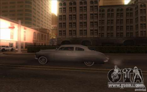 Mercury Coupe 1949 v1.0 for GTA San Andreas left view