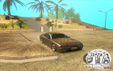 New Elegy Hatch 2011 for GTA San Andreas