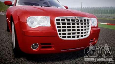 Chrysler 300C 2005 for GTA 4 side view