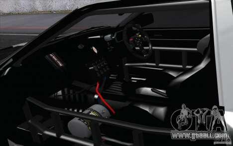 Toyota Corolla AE86 Shift 2 for GTA San Andreas side view