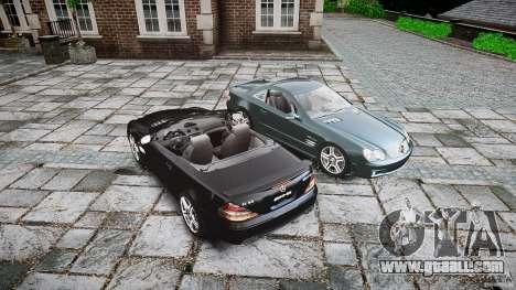 Mercedes Benz SL65 AMG V1.1 for GTA 4 bottom view