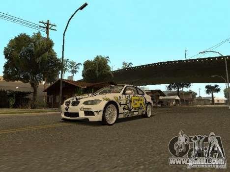 BMW M3 E92 Grip King for GTA San Andreas