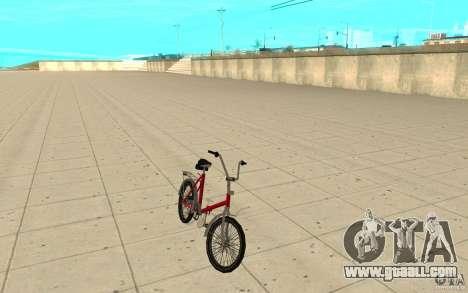 Velta Kama for GTA San Andreas