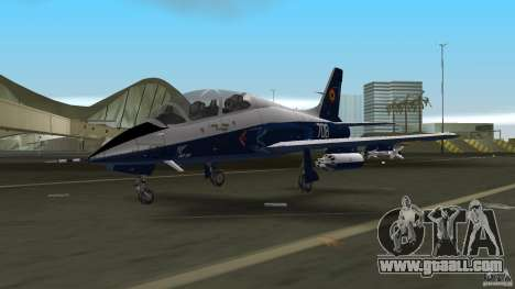 I.A.R. 99 Soim 708 for GTA Vice City left view