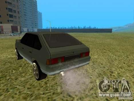Moskvich 2141-Sviatogor 45 for GTA San Andreas right view