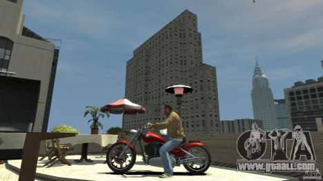 The Lost and Damned Bikes Lycan for GTA 4