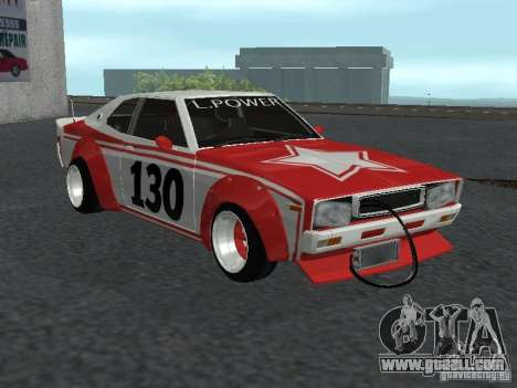 Nissan Laurel C 130 Bosozoku for GTA San Andreas