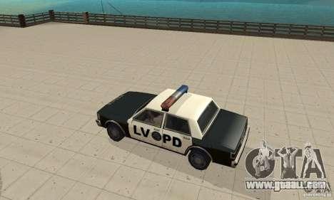 Strobe lights 2 for GTA San Andreas second screenshot