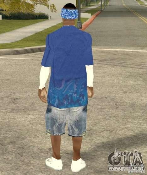 Compton Crips for GTA San Andreas forth screenshot