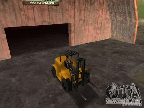 Loader for GTA San Andreas