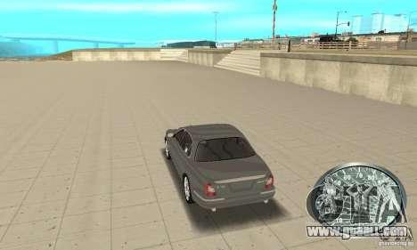 Speedometer v.2.0 for GTA San Andreas