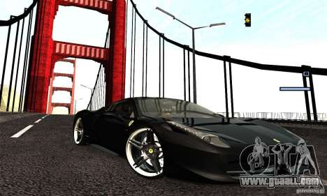ENB Series 2013 HD by MR for GTA San Andreas third screenshot