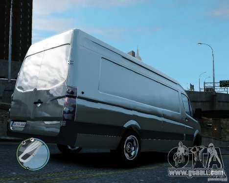 Volkswagen Crafter for GTA 4