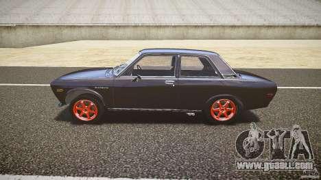 Datsun Bluebird 510 Tuned 1970 [EPM] for GTA 4 left view