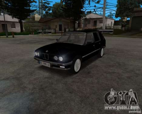 BMW 320i Touring 1989 for GTA San Andreas