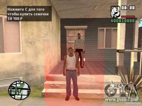 Buy seeds for GTA San Andreas third screenshot