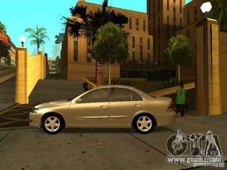 Nissan Almera Classic for GTA San Andreas left view