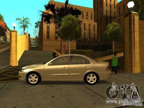 Nissan Almera Classic for GTA San Andreas left view