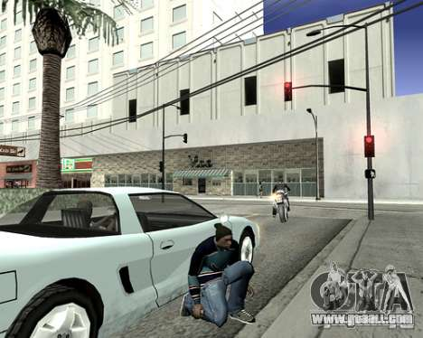 System cover for GTA San Andreas fifth screenshot